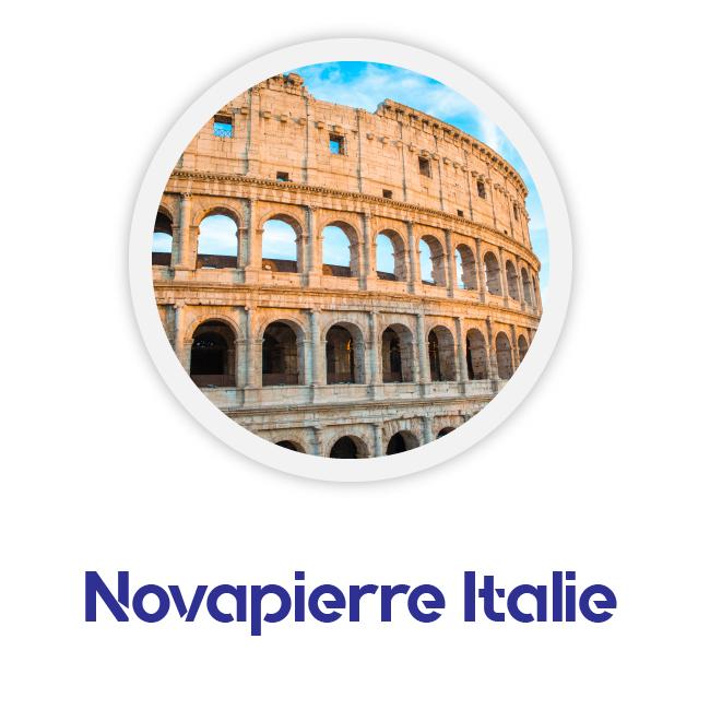 Novapierre Italie